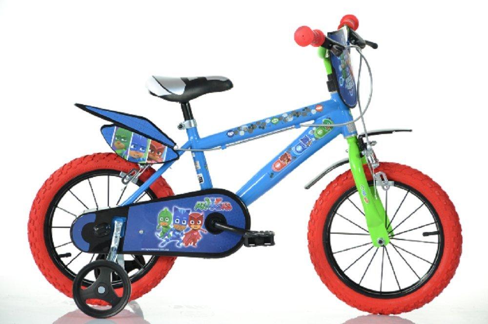 'Dino – Kinder pjmasks Nylon Fahrrad 16 PJ Masks, 416u-pj