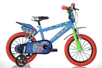 "Dino Bikes 416U-PJ Niños Rastrear 19"" Acero Multicolor bicicletta - Bicicleta (Vertical"