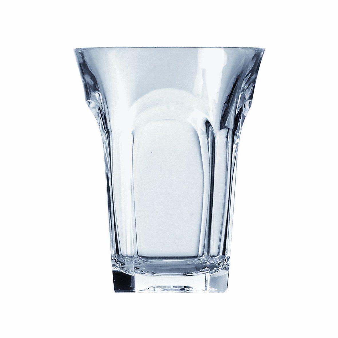 Guzzini Belle Epoque Bicchiere Alto /Ø9,7 x H 14 cm Rosso