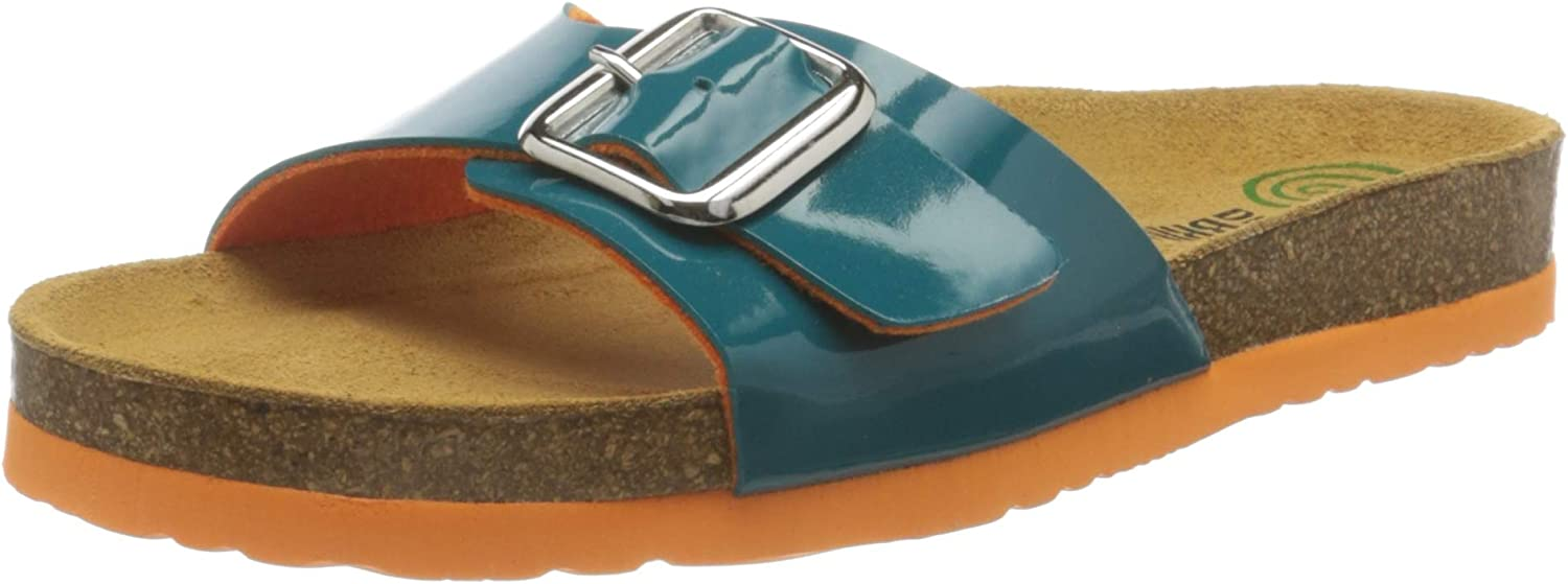 Dr. Brinkmann Women's All Attention brand items free shipping Flat Mule