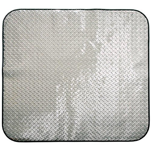 - PitStop Diamond Plate Chair Mat
