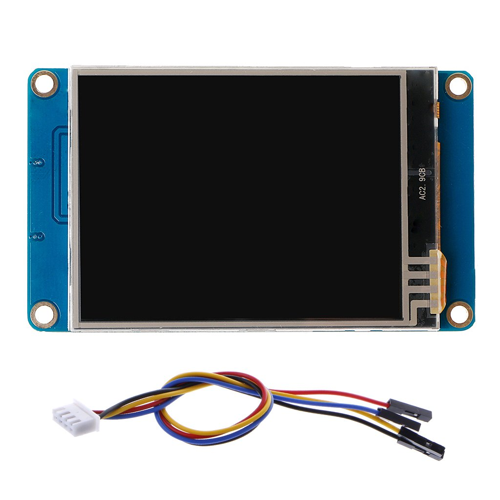 FXCO 2.8' Nextion HMI TFT LCD Display Module 320x240 Touch Screen For Raspberry Pi