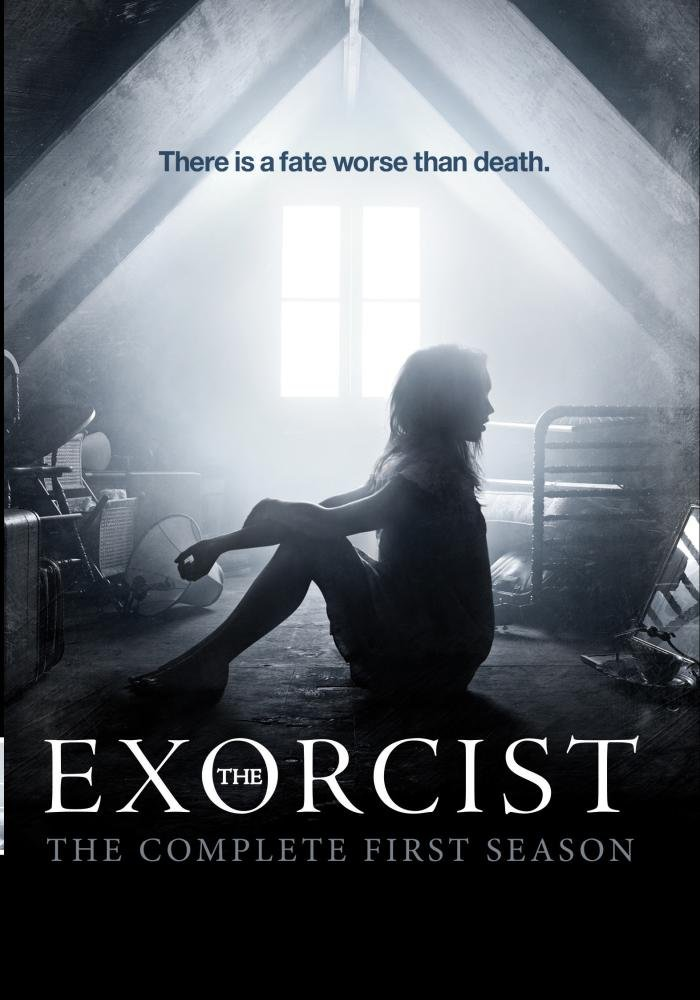 Amazon.com: The Exorcist: The Complete First Season: Jeremy Slater, Alfonso  Herrera, Ben Daniels, Kurt Egyiawan : Movies & TV