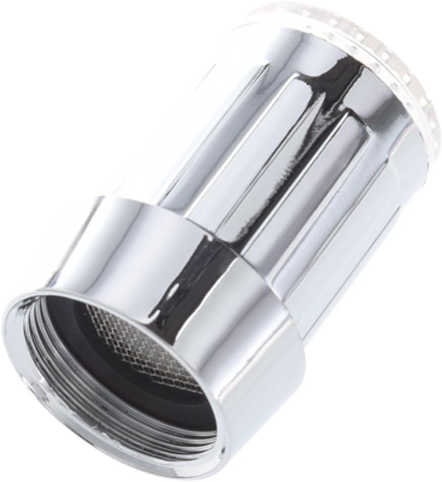 5 Pz di rubinetto 7 colori RGB automatico cambia LED del flusso dellacqua R SODIAL