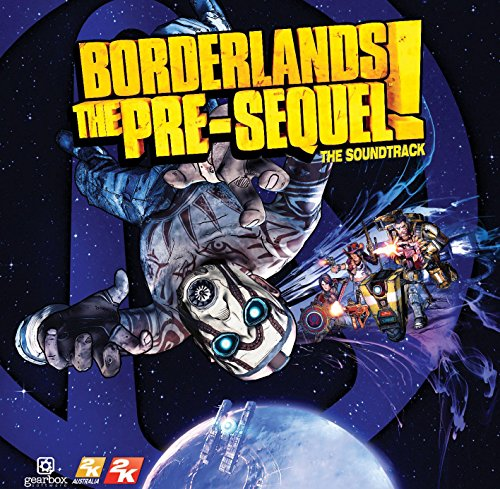 Price comparison product image Borderlands: The Pre-Sequel! - The Soundtrack