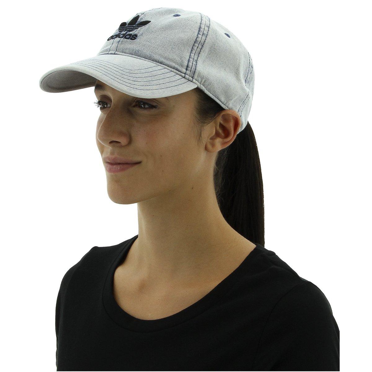 adidas Originals Womens Relaxed Adjustable Strapback Cap