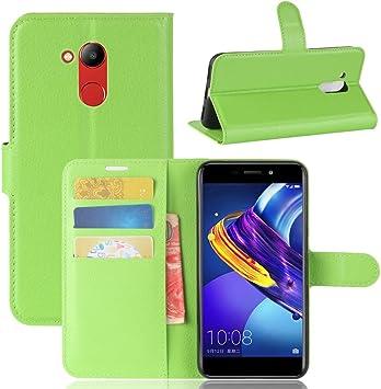 Funda Huawei Honor V9 Play, scheam libro Flip Carcasa Funda tipo ...