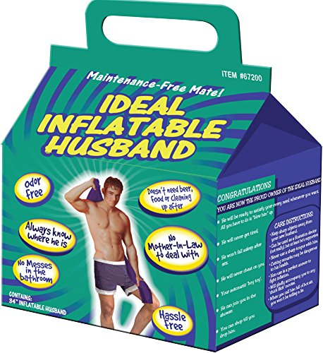 Ideal Inflatable Husband Adult Novelty