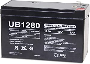 Universal Power Group 12V 8Ah APC Back-UPS ES 650 UPS Battery : Replacement