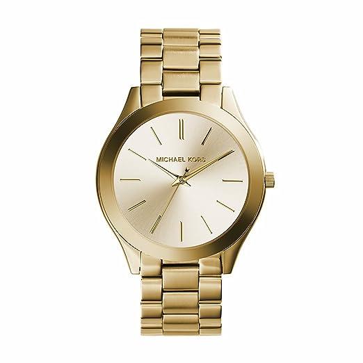 424b7994157b5 Michael Kors Reloj de Cuarzo MK3179  Michael Kors  Amazon.es  Relojes