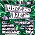 Party Tyme Karaoke - Super Hits 16 (16-song CD+G)