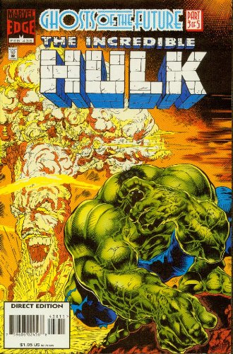 - The Incredible Hulk 438- Fragmented Personality