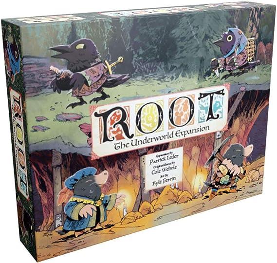 Leder Games: Root - The Underworld Expansion: Amazon.es: Juguetes y juegos