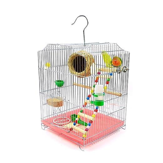 La jaula de pájaros se encarga de las perchas Mejoras de la jaula ...