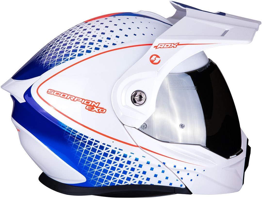 Scorpion Motorradhelm ADX-1 HORIZON Matt Black-Neon yellow Schwarz//Fluo S