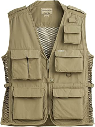 Weekender Traveler Air Vest - m020090