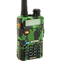 Mengshen Baofeng UV-5R Radio Portable Dab Camouflage, UV-5R Camo