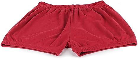 ecoYoga Pantalón Granate para Yoga Iyengar-T-L: Amazon.es ...