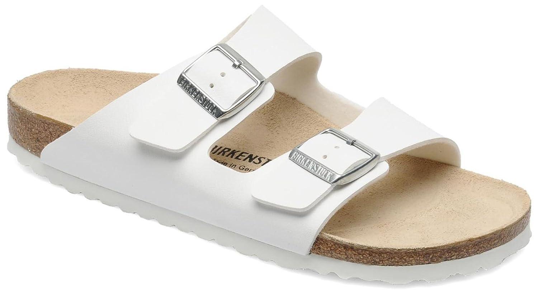 white arizona birkenstocks