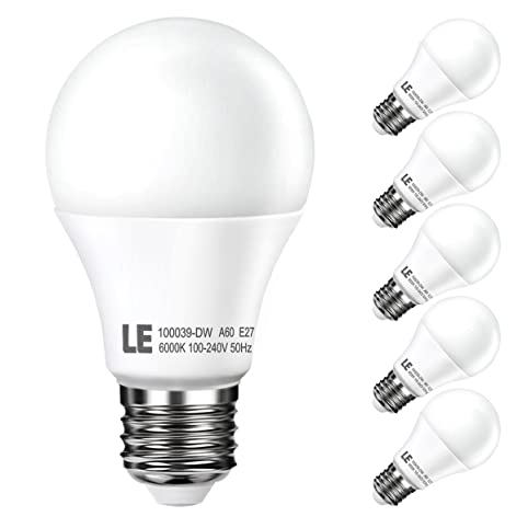 le 10w a19 e26 led light bulbs brightest 60w bulbs equivalent not dimmable
