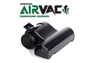 ACCESORIO CEPILLO TURBO BRUSH PARA ASPIROMATIC / AIRVAC: Amazon.es: Hogar