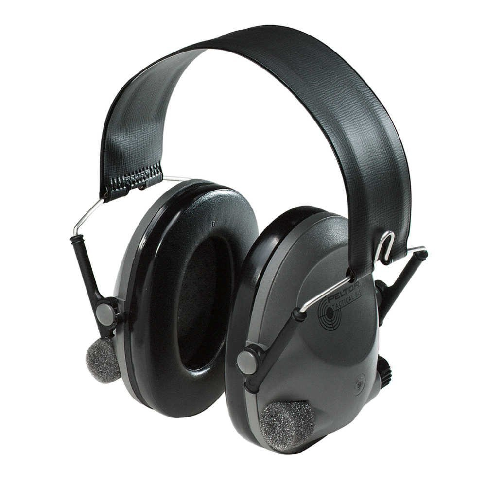 3M Peltor Tactical 6S Active Volume Hearing Protector by 3M