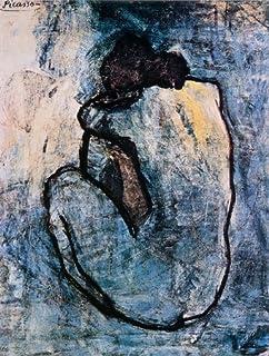 von Pablo Picasso 28 x 36 cm Größe Kunstdruck Der Reigen Größe 28 x 36 cm