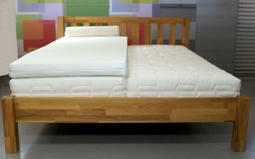 SW Bedding H2 Topper Matratzenauflage Kaltschaum 80x200 x 7 cm Bezug Medicare Boxspringbett Auflage 30 Tage Probeschlafen