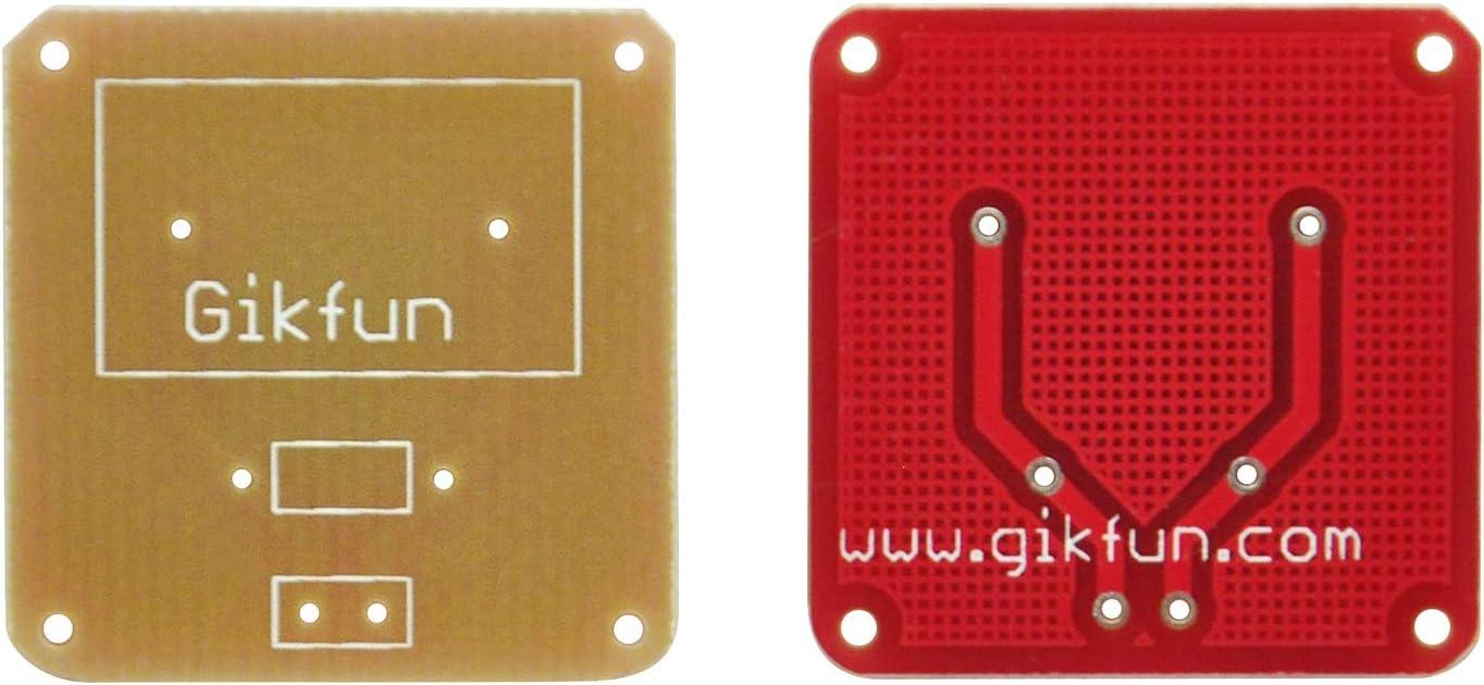 Ek1344/X 5U Gikfun DIY 5/A Gamme AC Transformateur de courant module de capteur de courant module pour Arduino Electronic d/ébutant DIY lot de 5/jeux