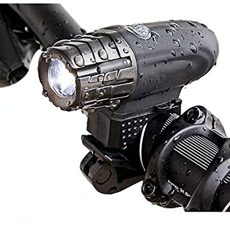 Lista Lista106 USB Rechargeable Rotation Bike Bicycle Front Headlight