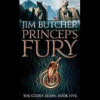 Princeps' Fury: The Codex Alera: Book Five (English Edition)