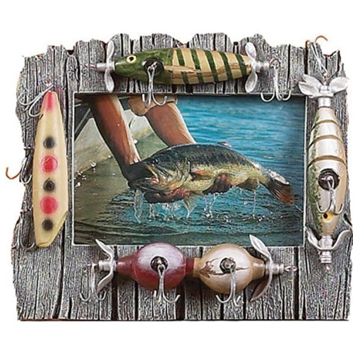 fish picture frame - 1