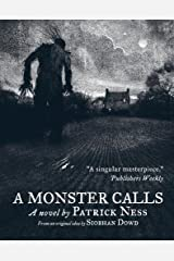 A Monster Calls. Patrick Ness, Siobhan Dowd Paperback