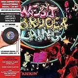 Live 'N' Kickin' - Cardboard Sleeve - High-Definition CD Deluxe Vinyl Replica