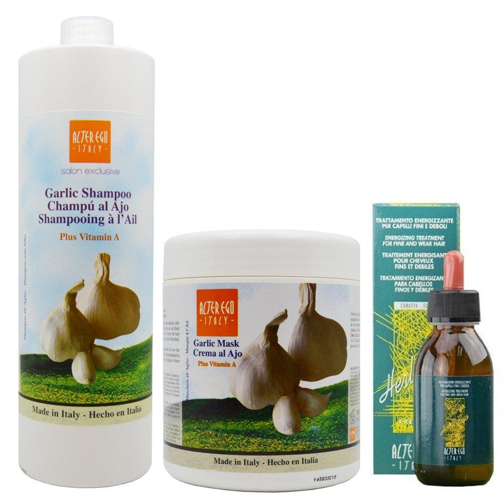 Alter Ego Garlic Regenerating System II Pettenon Cosmetici