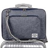 Arxus New Type Multifunctional Fashion Travel Duffel Storage Bag Water Resistant Nylon (Blue)