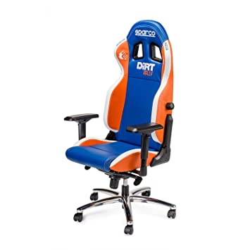 Sparco S00975SP03 Silla Oficina/Gaming R100S CODEMASTERS: Amazon.es: Coche y moto