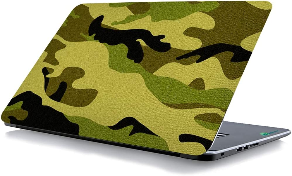 RADANYA Military Laptop Skin Sticker Cover Fits for All Models for Screen Size Dimensions - 15 x 10 Inches