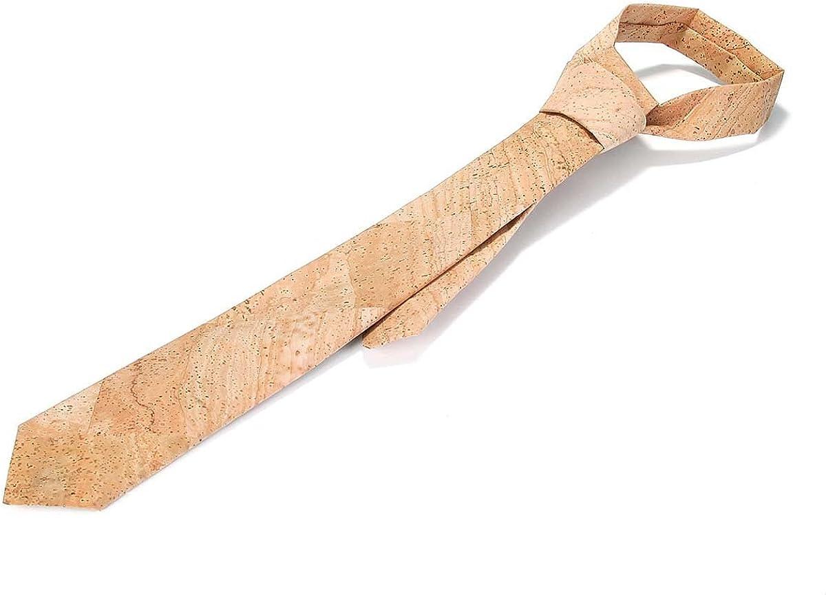 corbata en corcho beige - Talla única: Amazon.es: Ropa y accesorios