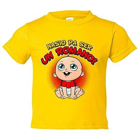 Camiseta niño nacido para ser Romano Nástic Tarragona fútbol ...