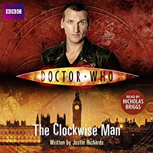 Doctor Who: The Clockwise Man Audiobook