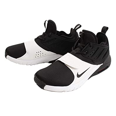 innovative design 2af68 82f0e Amazon.com   Nike Air Max Trainer 1 Sz 9.5 Mens Cross Training  Black White-Red Blaze Shoes   Fitness   Cross-Training