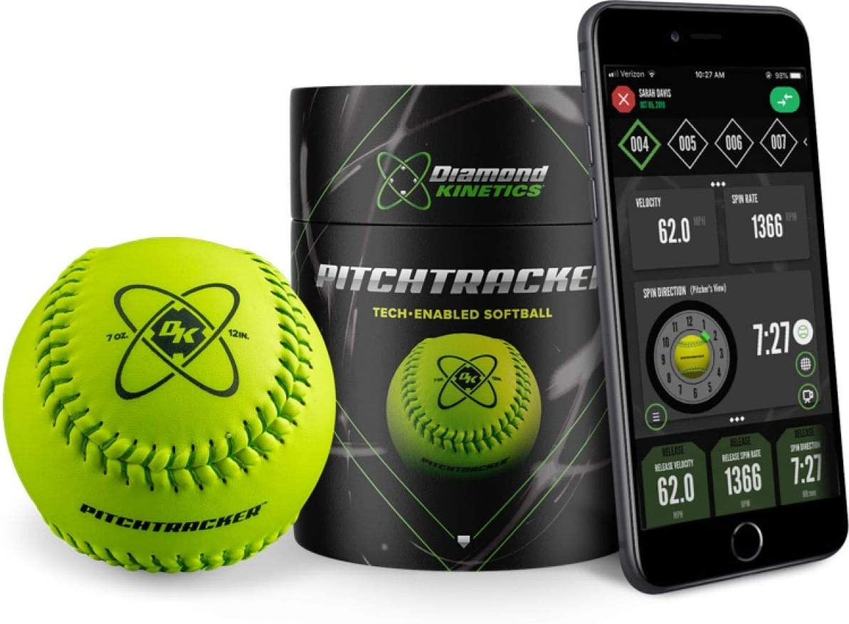 Diamond Kinetics PitchTracker Softball Review