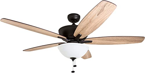 Prominence Home 51028-01 Ceiling Fan Denon, 60 , Espresso