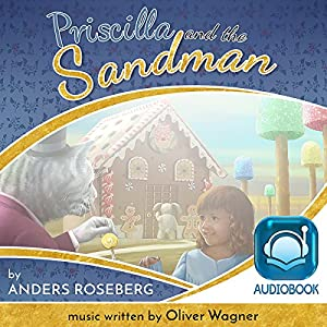 Priscilla and the Sandman Audiobook