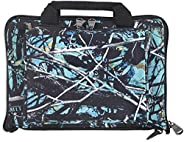 Bulldog Cases BD915SRN Mini, Range Bag, Blk/Serenity Camo, Nylon, Small