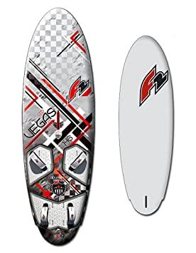 Desconocido F2 Tabla de windsurf Vegas Ltd 116 L Freemove Freeride Tabla de Surf 2014