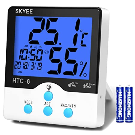 SKYEE Digital Hygrometer Thermometer 31bcfa2888824
