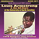 Live At University Of North Carolina -  Louis Armstrong & The All-Stars
