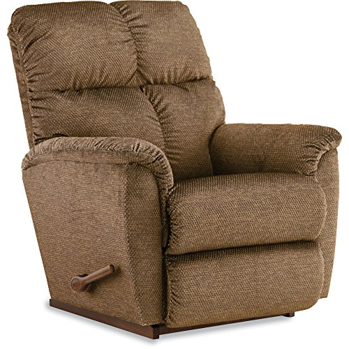 na-Rocker Recliner, Brown Sugar (La Z-boy Arm Chair)